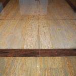 Vloer natuursteen Kantoor, Tetterode Natuursteen