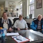 Peter Bruinstroop en familie