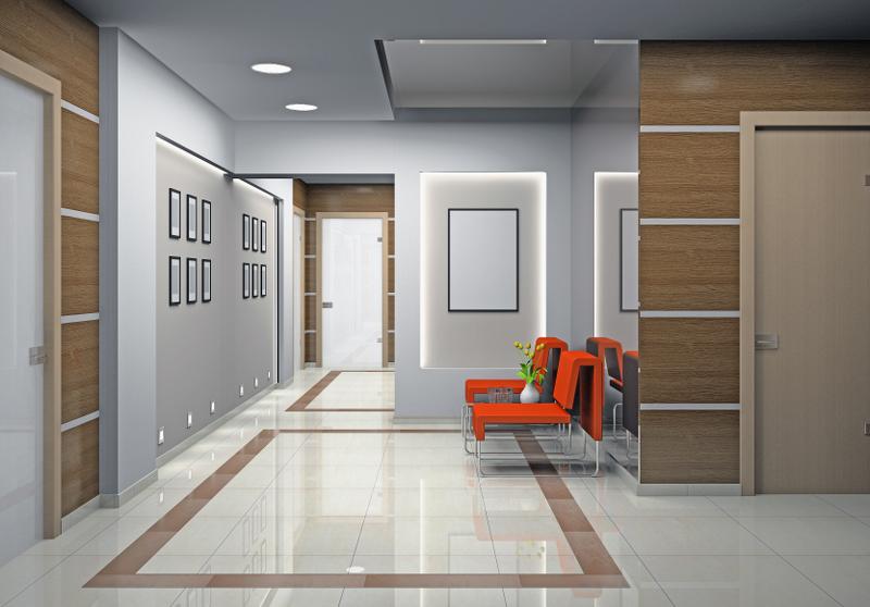 Interieur zakelijk - Natuursteen bedrijven