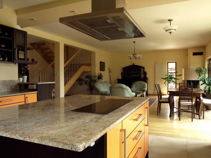 Keuken en Natuursteen