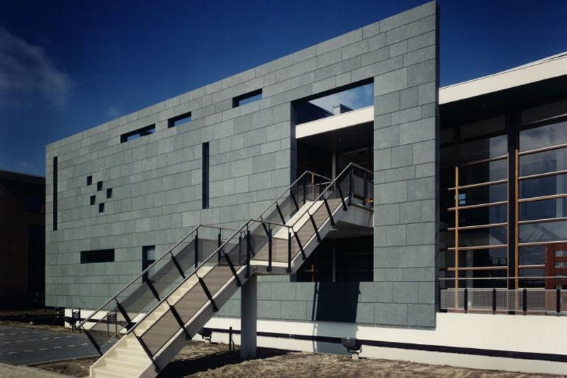 Natuursteen bouw