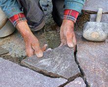 Mogelijkheden voor natuursteen in het exterieur